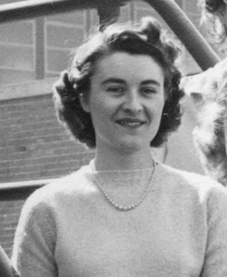 Portrait of Kay Schoen Butzner