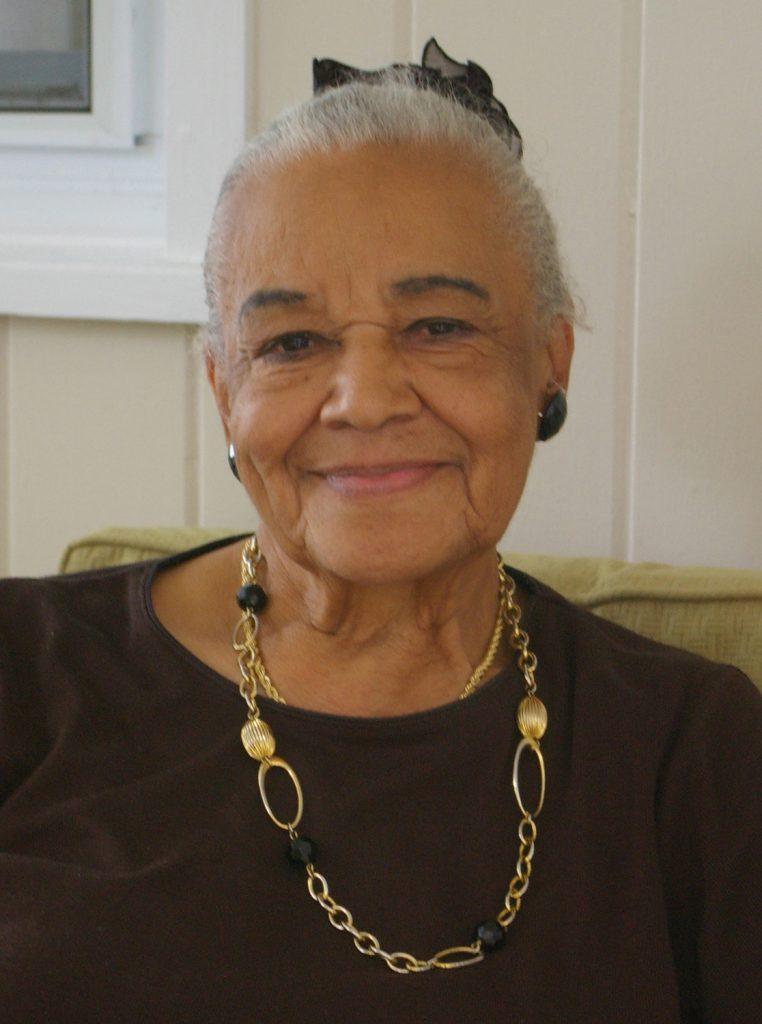 Portrait of Dorothy Walker Smith